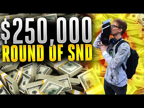 250,000 Dollar Round of SnD
