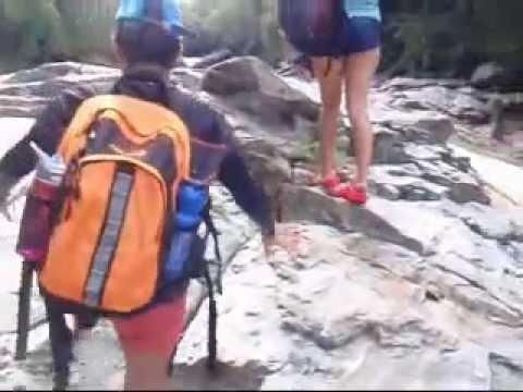River Trekking Mapawa Falls cagayan de Oro City