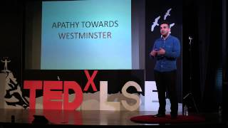 How can we engage young people in politics? | Mete Coban | TEDxLSE