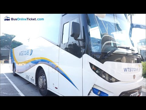 WTS Travel Bus From Singapore | To Legoland, Malacca, KL And More