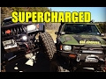 3 LINKED SUPERCHARGED TACOMA 4X4 OVERVIEW.