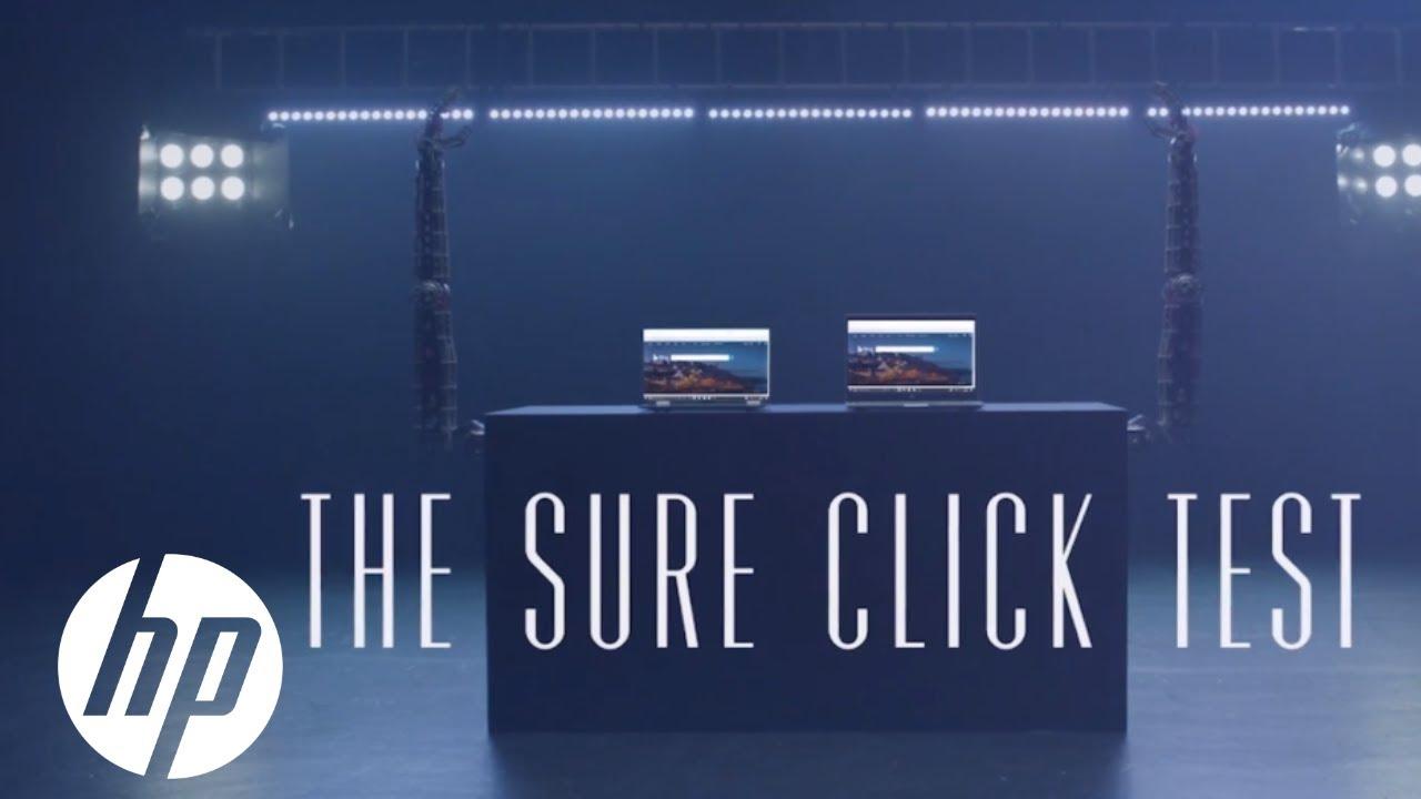 Sure click hp