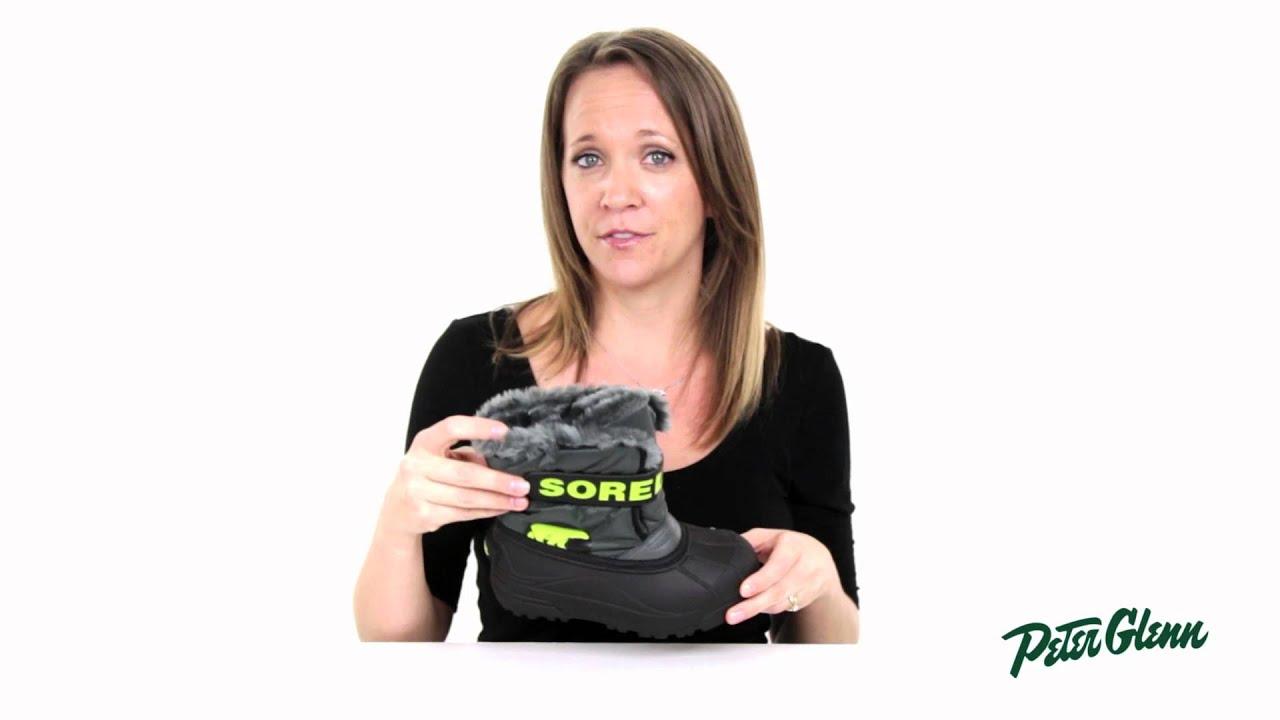 Sorel Kids' Snow Commander Boot Review