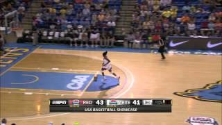 Recap:  USA Basketball Women