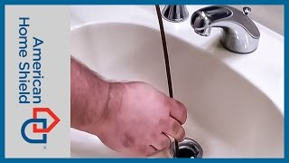 how to unclog your kitchen sink drain