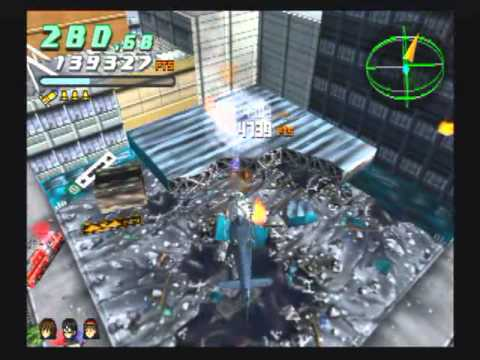 City Crisis (PS2) Gameplay
