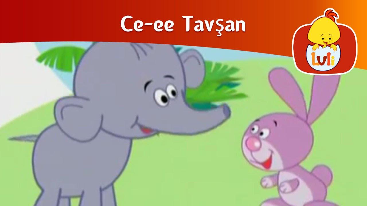 Ce-ee Tavşan - Fil, Luli TV
