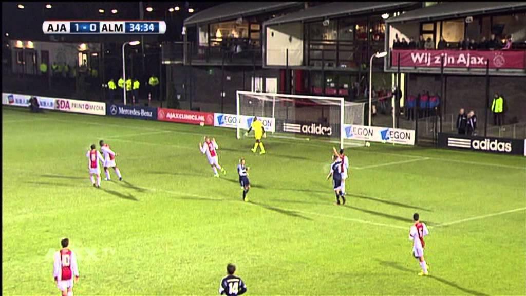 Highlights Jong Ajax Almere City Youtube