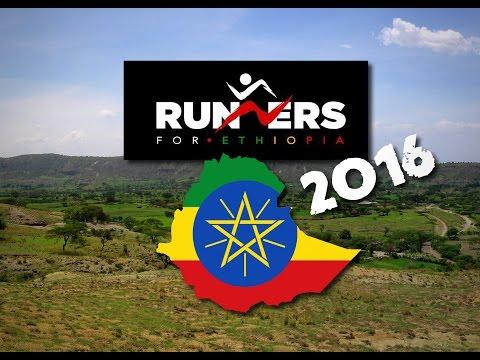Runners for Etiopia 2016