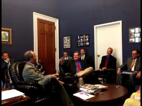 Kentucky Economic Development Mission to Washington 6 2013