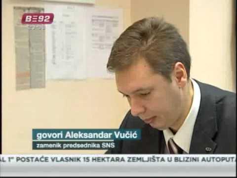 Tadić i Nikolić se sreli, ali se nisu dogovorili