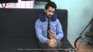 Atif Aslam mentoring the contestants - JOSH Episode