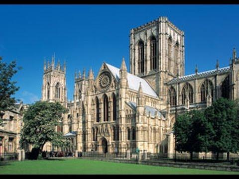 York Minster Organ Huw Morgan Dance David Pipe Youtube