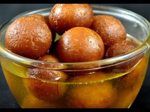 Gulab Jamun Recipe | gulab jamun using milk powder | Indian sweets recipes