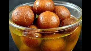 Gulab Jamun Recipe | gulab jamun using milk powder | Indian sweets recipes