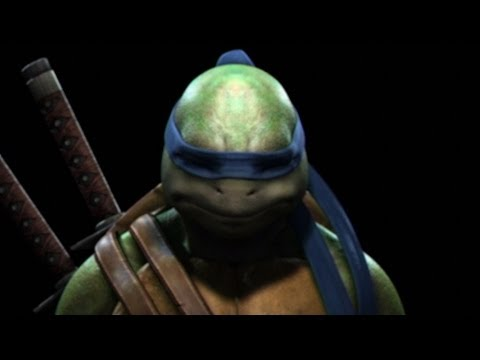 Developer Demo - TMNT: Out of the Shadows