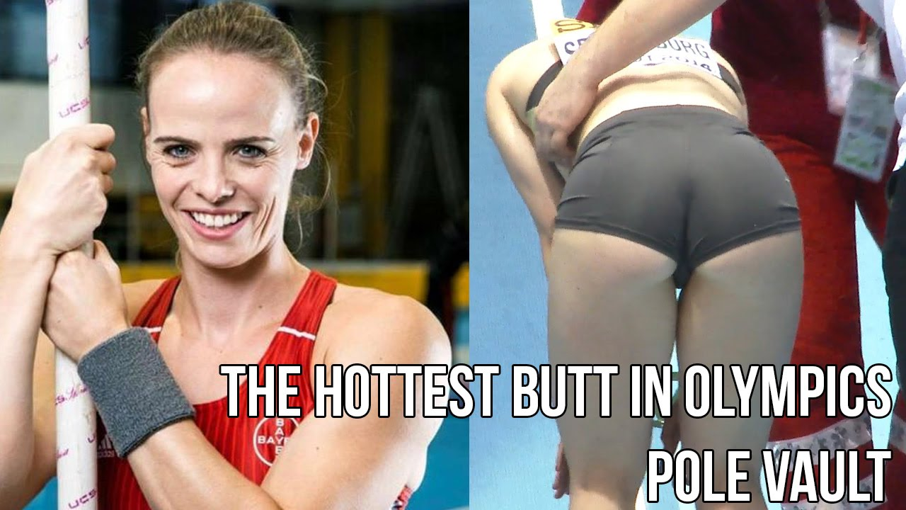 Photos of sexy athletes with large asses