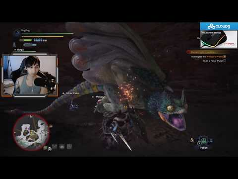 SingSing Monster Hunter World PC Playthrough - Part 8