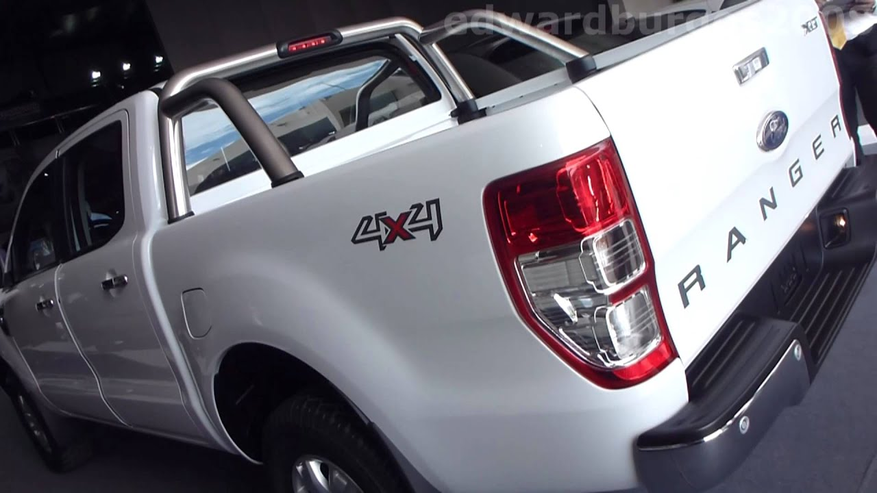 Ford Ranger XLT 4x4 2014 Video Version Colombia