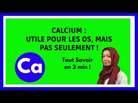 LE CALCIUM : rôles , carence , besoins journaliers , aliments / Noura Marashi
