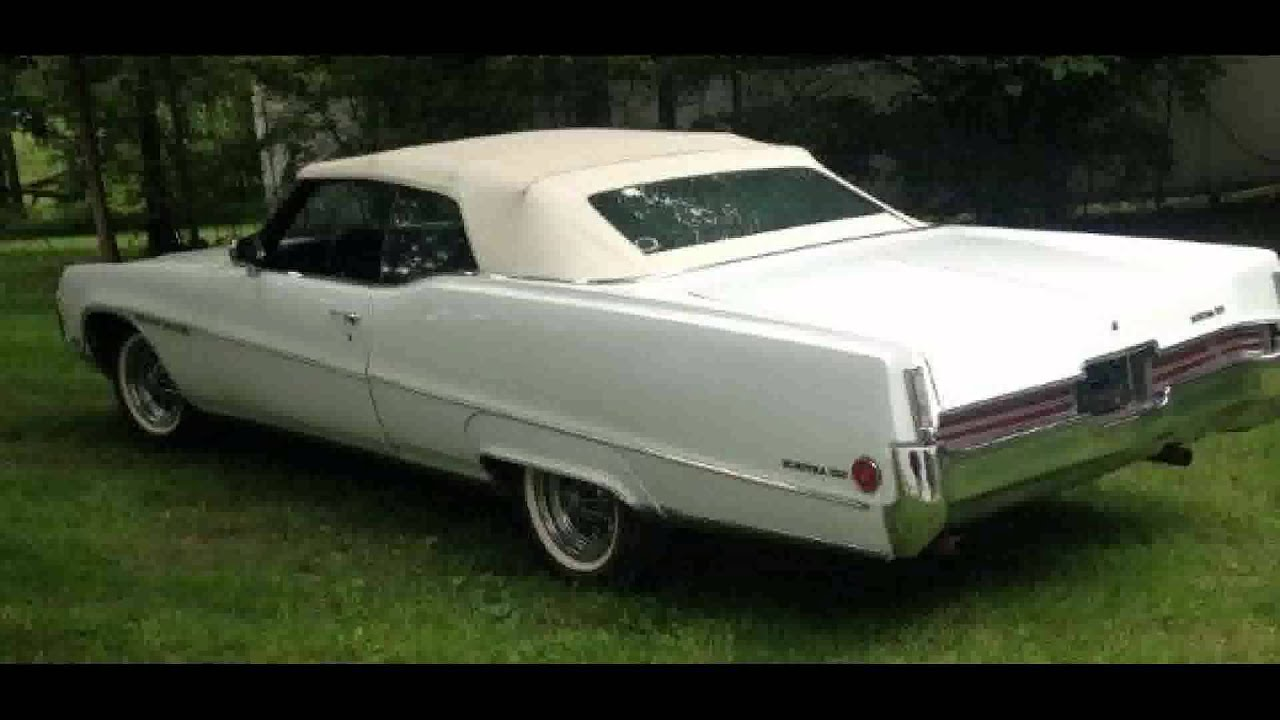 FOR SALE 1970 Buick Electra 225 Convertible IN CHARLESTON IL 61920