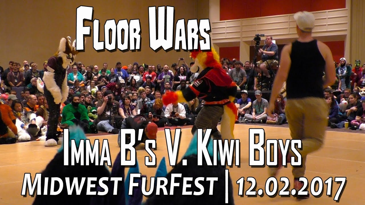 Mff 2017 Floor Wars Imma 🅱️ S Vs Kiwi Boys Youtube