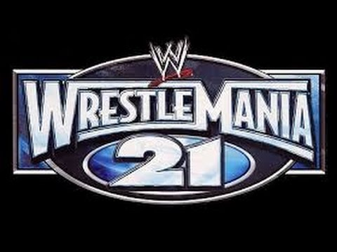 10 YEARS AGO EPISODE 91 - WRESTLEMANIA 21 REVIEW | MARC PEARSON