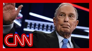 Nevada debate a disaster for Bloomberg, CNN political experts say