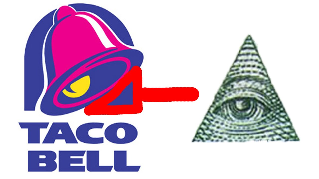 Taco Bell Logo Taco Bell Is Illuminati  Youtube