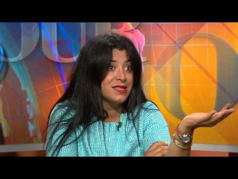 Conversation: Graphic Novelist, Director Marjane Satrapi