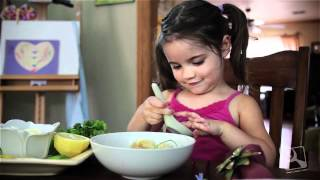 Ava Eats Myanmar (global Table Adventure)