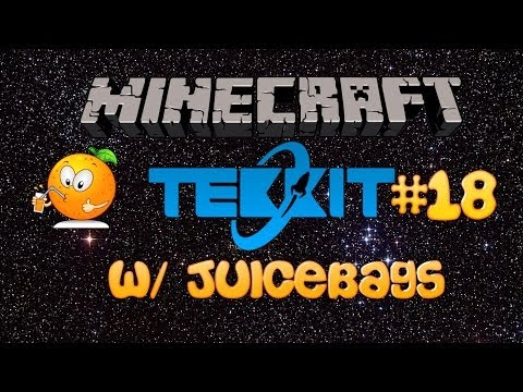 Minecraft Tekkit Server Episode 18 [ Optimized Fusion Reactor | Atomic Science ]