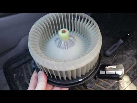 Blower Motor 2006 - 2011 Honda Civic