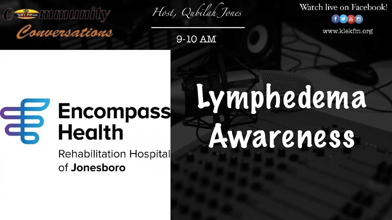 Community Conversations March 28, 2019 w/Encompass Rehab