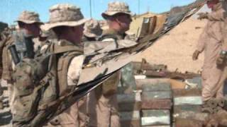 A Marines Fight- Suicide Charley 1st Battalion 7th Marines, War in Iraq.