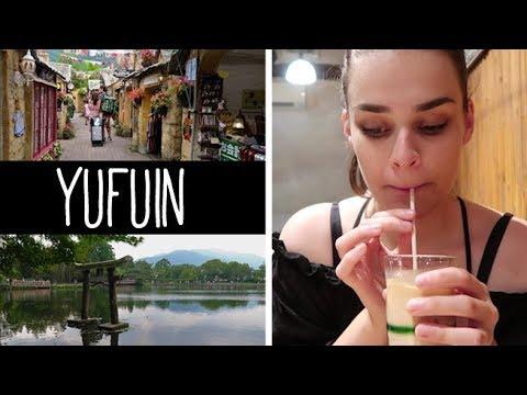 LITTLE RESORT TOWN - Yufuin, Oita