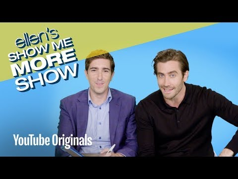 Jake Gyllenhaal Plays 'What Would Jeff Do?'