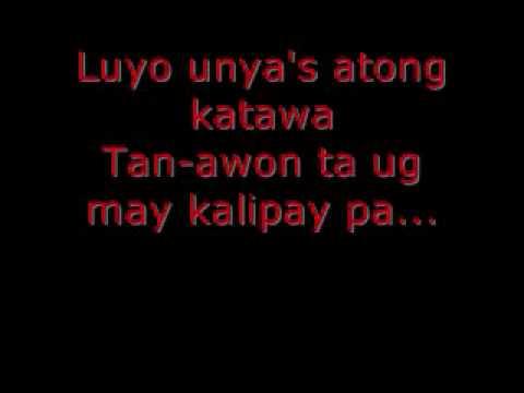 Suroy Suroy lyrics - Missing Filemon