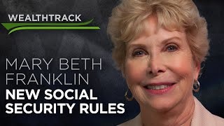 Social Security: The New Rules With Benefits Guru Mary Beth Franklin