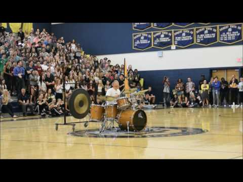 DESERT VISTA ASSEMBLY DRUM SOLO ⚡