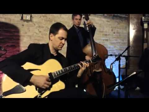 Body And Soul - Guitar and Bass Duet - Andy Brown and Jim Cox