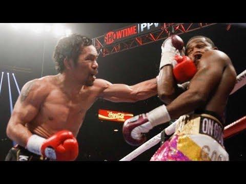 Adrien Broner LOSES TOUGH FIGHT vs Manny Pacquiao