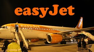 TRIP REPORT | easyJet airbus A320 | Tel Aviv to Berlin SXF | Full flight