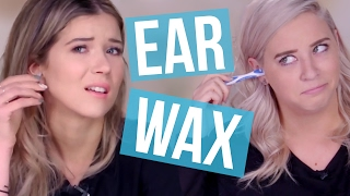 Removing EAR WAX (Again)?! (Beauty Break)