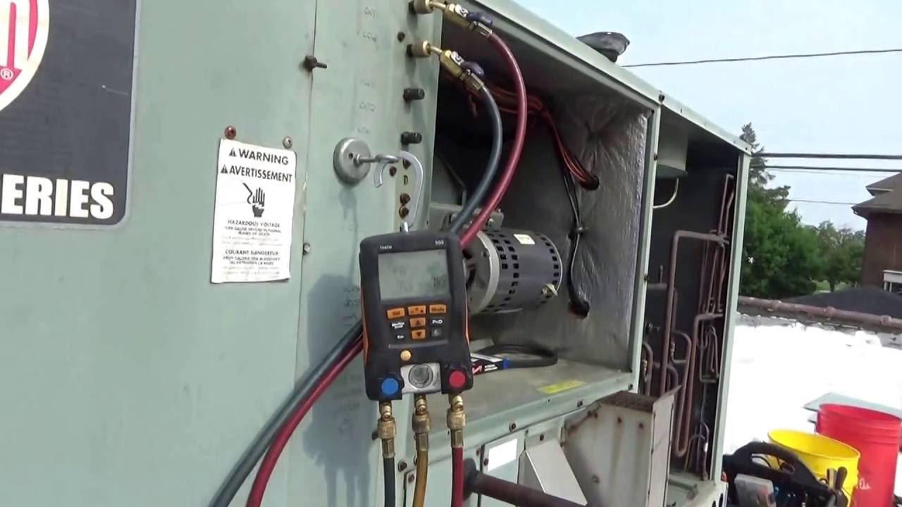 Air Conditioning Compressors Wiring Is More Like This