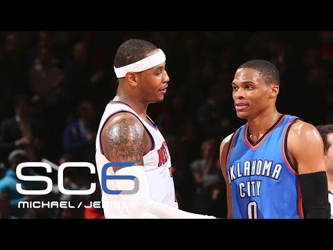 Carmelo Anthony And Thunder 'Officially Circling Each Other' | SC6 | ESPN