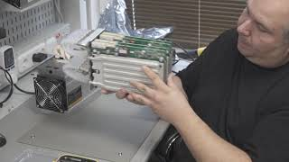 обзор ASIC-майнера Bitmain Antminer S9 Hydro