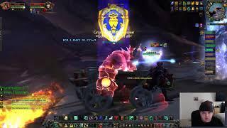 Windwalker monk pvp 7.3.5 Got cheated last second TWICE!