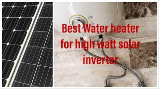Best storage water heater for solar and why it best