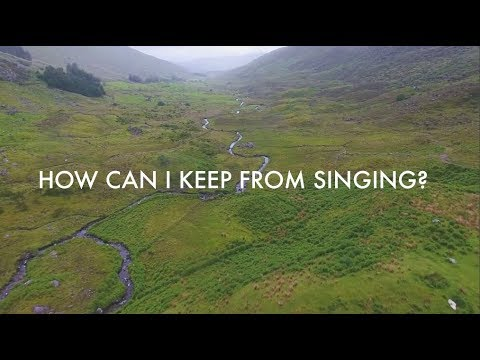 How Can I Keep From Singing? (for Maddie)